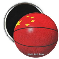China Basketball Magnet