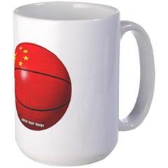 China Basketball Mug