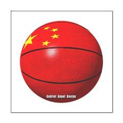 China Basketball Posters