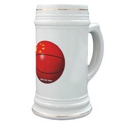 China Basketball Stein