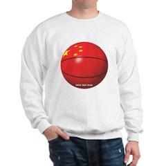 China Basketball Sweatshirt
