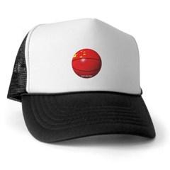 China Basketball Trucker Hat