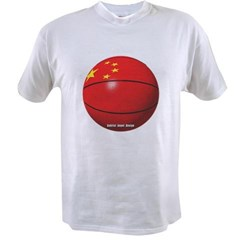 China Basketball Value T-shirt