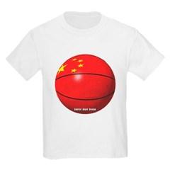 China Basketball Youth T-Shirt by Hanes