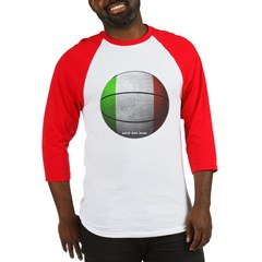 Italian Basketball Baseball Jersey T-Shirt