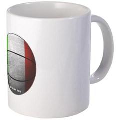 Italian Basketball Coffee Mug