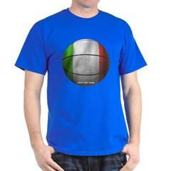 Italian Basketball Dark T-shirt