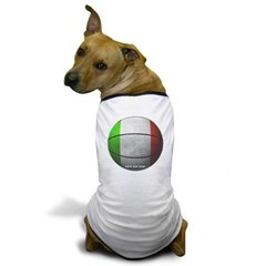 Italian Basketball Dog T-Shirt