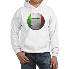 Italian Basketball Hooded Sweatshirt