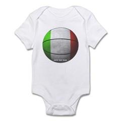 Italian Basketball Infant Bodysuit