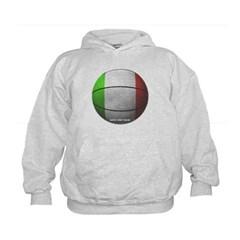 Italian Basketball Kids Sweatshirt by Hanes