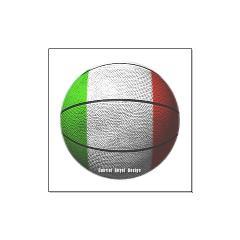 Italian Basketball Large Posters