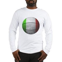 Italian Basketball Long Sleeve T-Shirt