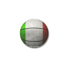 Italian Basketball Mini Button