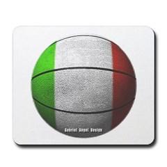 Italian Basketball Mousepad