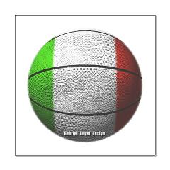 Italian Basketball Posters