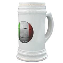 Italian Basketball Stein