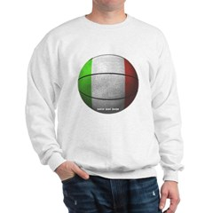 Italian Basketball Sweatshirt