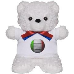 Italian Basketball Teddy Bear