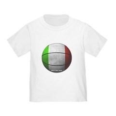 Italian Basketball Toddler T-Shirt