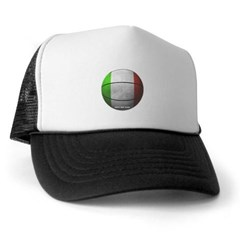 Italian Basketball Trucker Hat