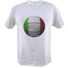 Italian Basketball Value T-shirt