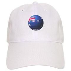 Australian Basketball Baseball Cap