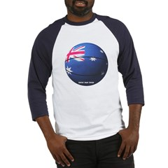 Australian Basketball Baseball Jersey T-Shirt