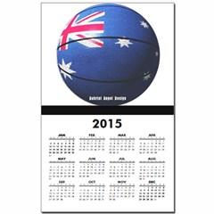 Australian Basketball Calendar Print