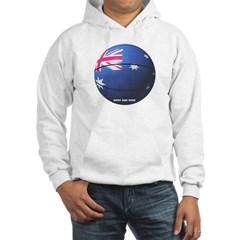 Australian Basketball Hooded Sweatshirt