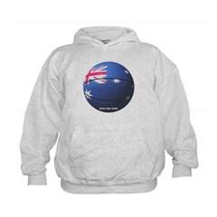 Australian Basketball Kids Sweatshirt by Hanes