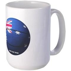 Australian Basketball Mug