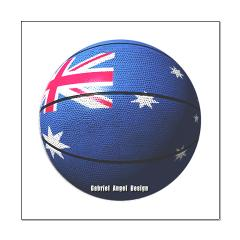 Australian Basketball Posters