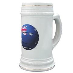 Australian Basketball Stein