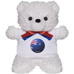 Australian Basketball Teddy Bear