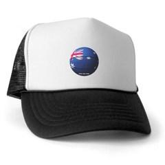 Australian Basketball Trucker Hat