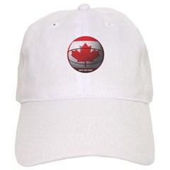 Canada Basketball Baseball Cap