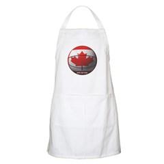 Canada Basketball BBQ Apron