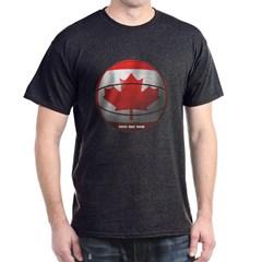 Canada Basketball Dark T-shirt