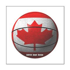 Canada Basketball Posters