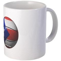 Puerto Rican Basketball Coffee Mug