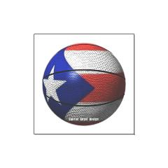 Puerto Rican Basketball Large Posters