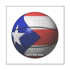 Puerto Rican Basketball Posters
