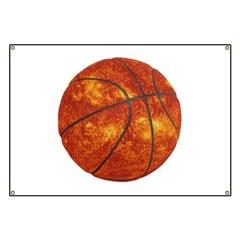 Basketball Sun Banner
