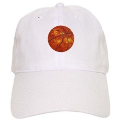 Basketball Sun Baseball Cap