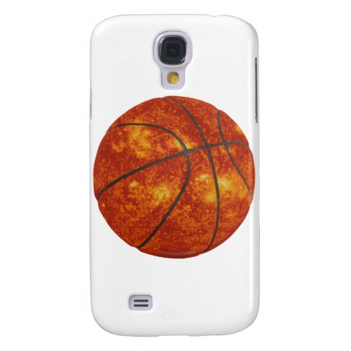 Basketball Sun Case-Mate Barely There Samsung Galaxy S4 Case