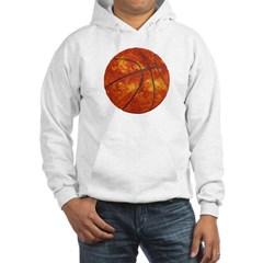 Basketball Sun Hooded Sweatshirt