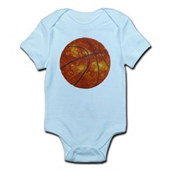 Basketball Sun Infant Bodysuit