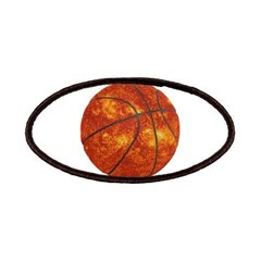 Basketball Sun Patches