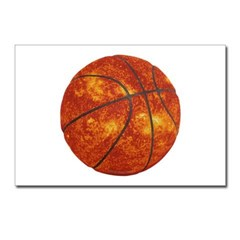 Basketball Sun Postcards (Package of 8)